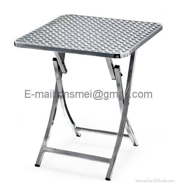 K87 Stainless Steel Folding Table 2