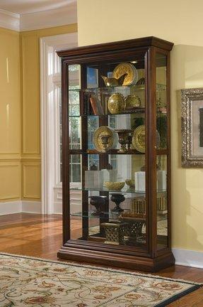 Pulaski Curio Cabinets Foter