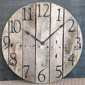 Outdoor Wall Clocks Ideas On Foter
