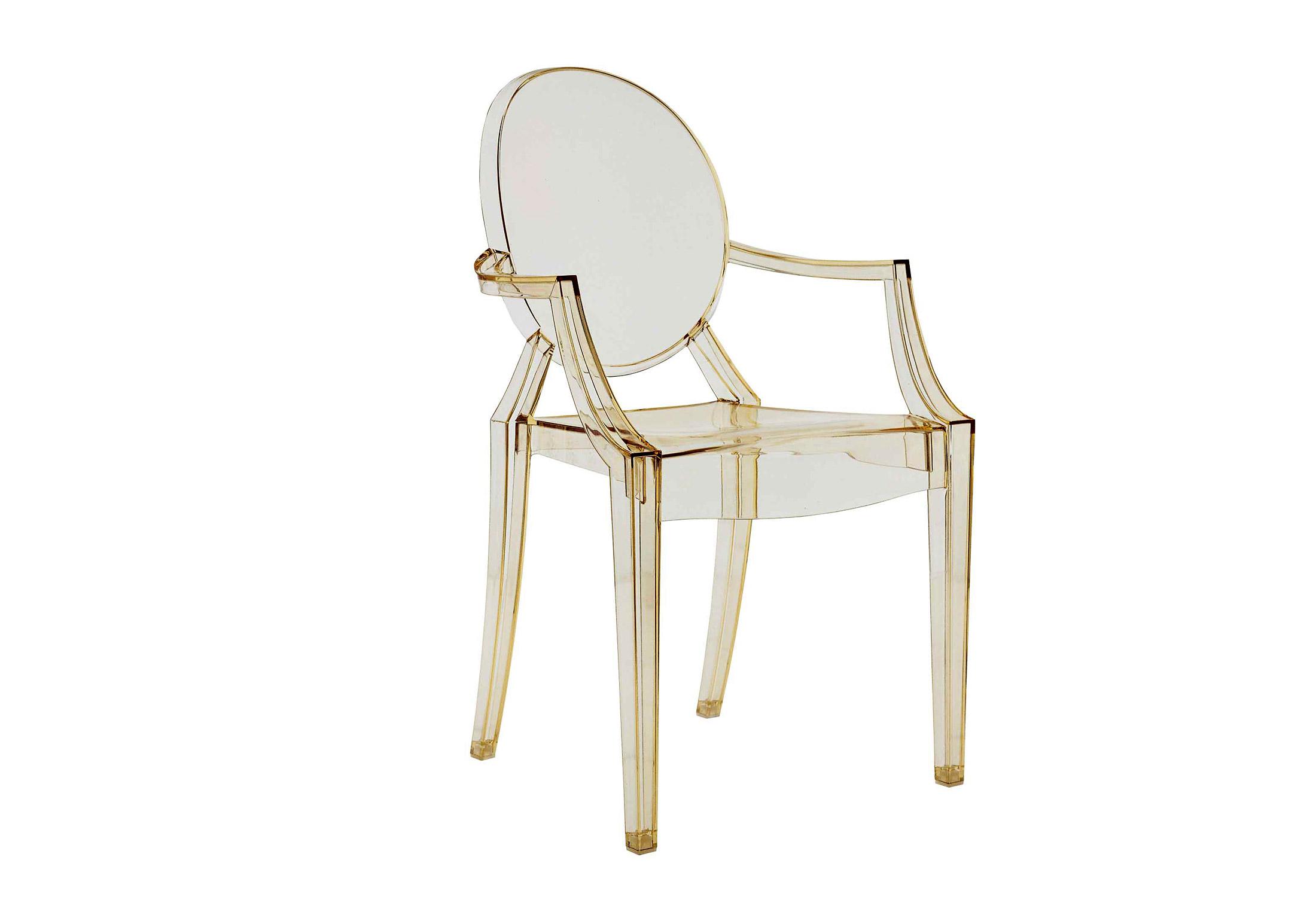 Louis Ghost Arm Chair