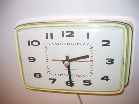 Electric Wall Clock Ideas On Foter
