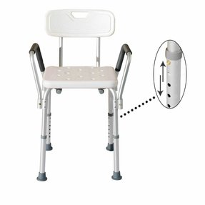 Adjustable Medical Shower Seat