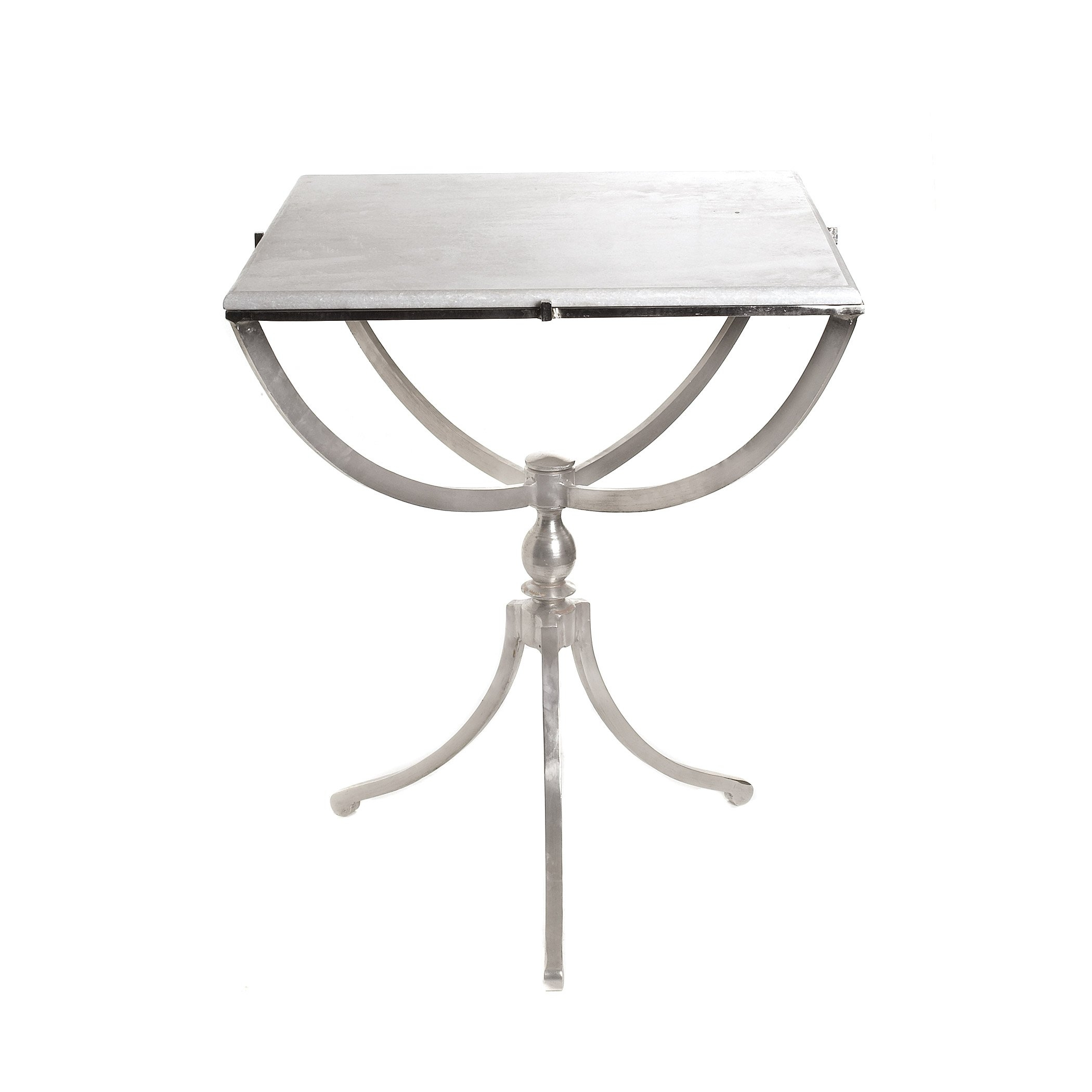 Art Deco Square End Table