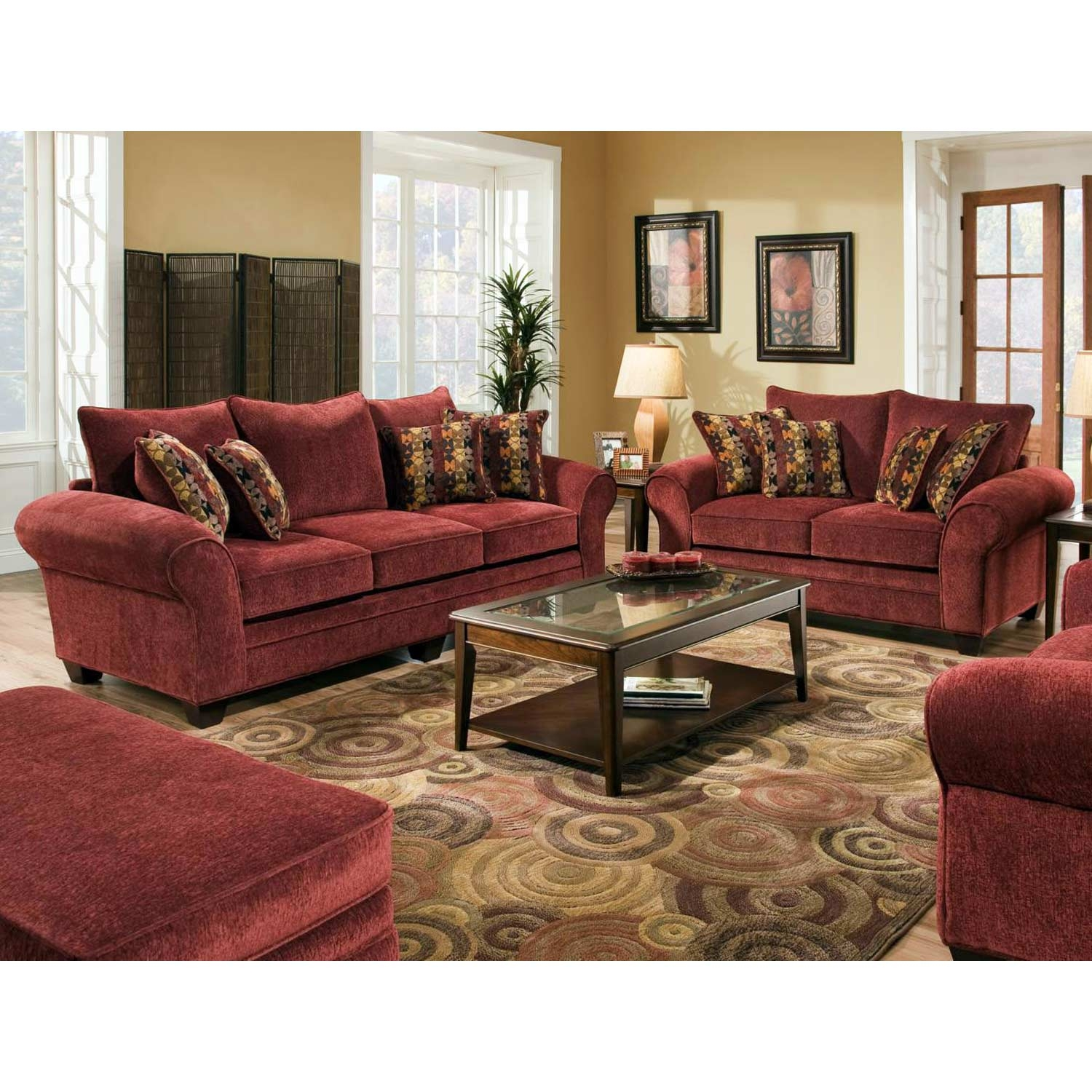 chenille living room furniture foter rh foter com Chenille Couch Red Chenille Sofa Corinthian Furniture