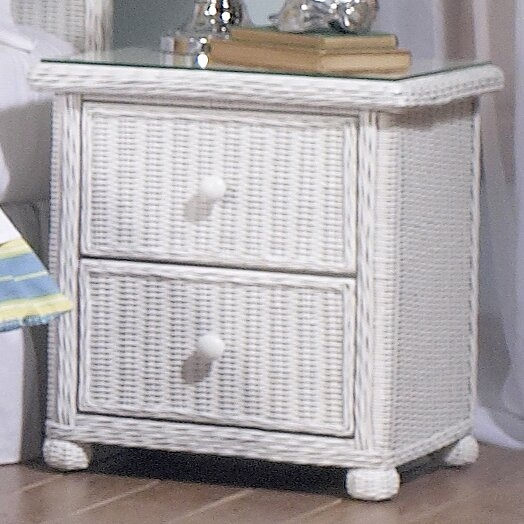 Elena 2 Drawer Nightstand