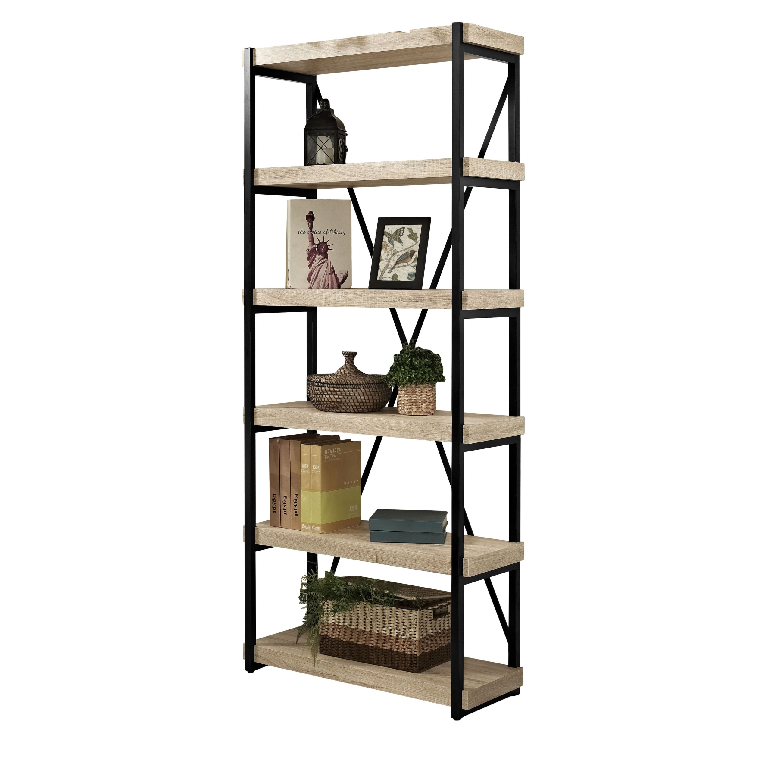 "Emery 72"" Bookcase"
