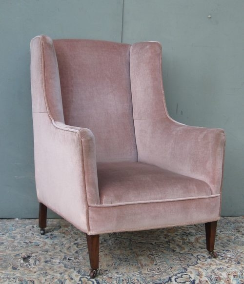 Grand Classic Edwardian Arm Chair