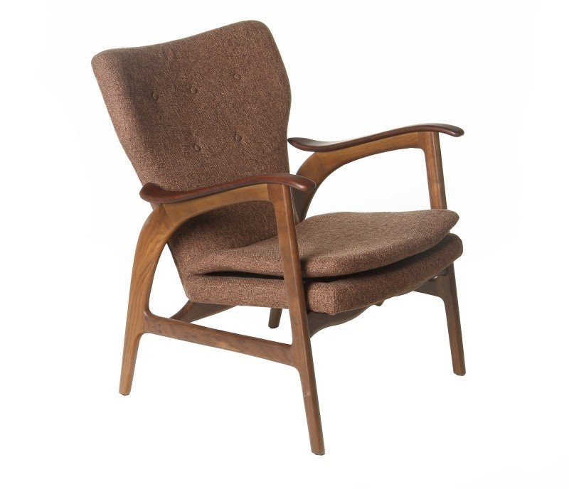 Hans Wegner Style Arm Chair