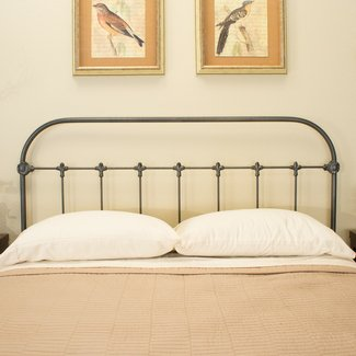 Hartford Metal Headboard