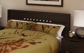 King Size Bookshelf Headboard Foter