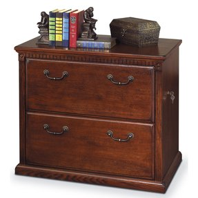 Huntington Oxford 2 Drawer Lateral File Cabinet