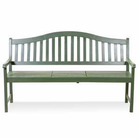 Mischa Wood Garden Bench