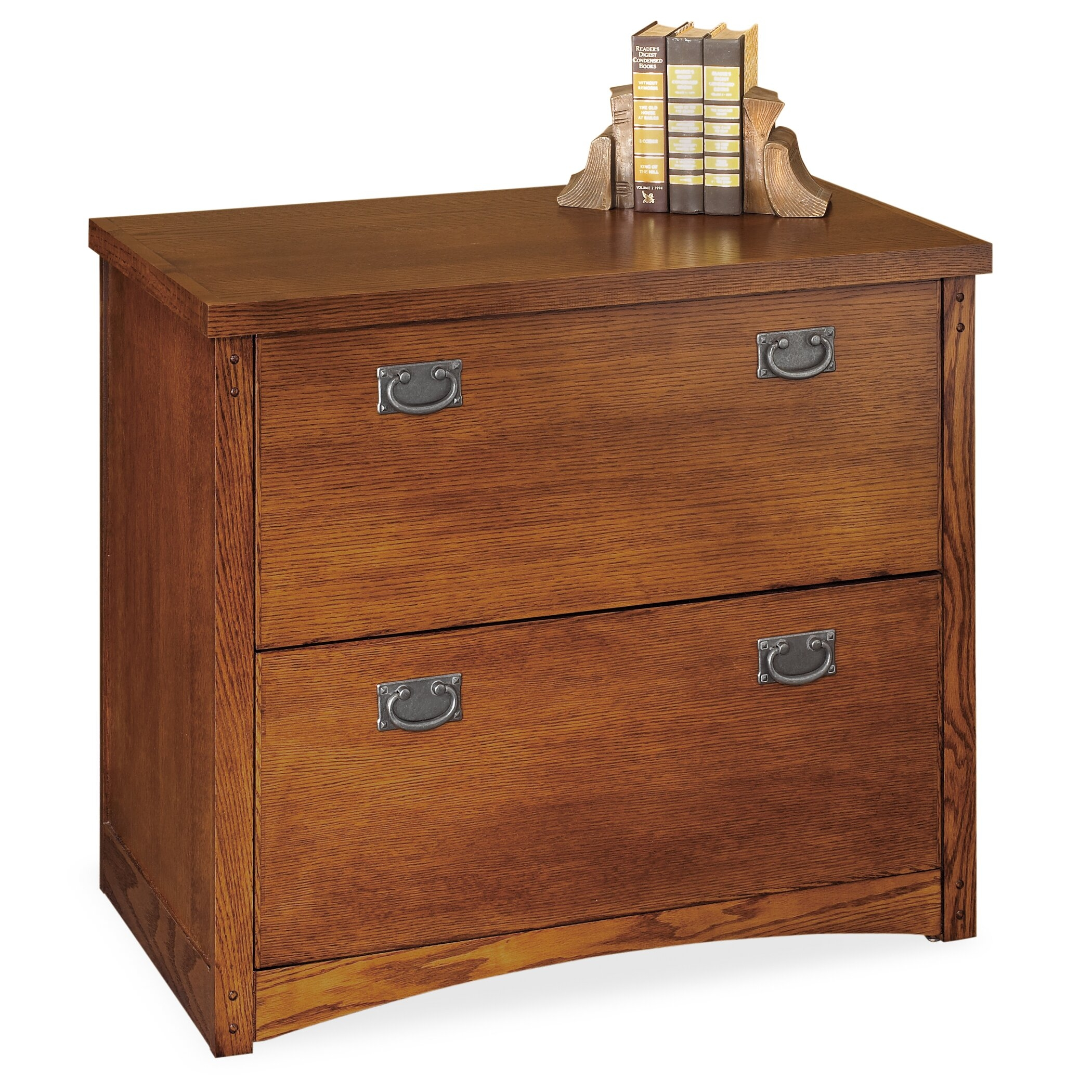 Mission Pasadena 2 Drawer Lateral File