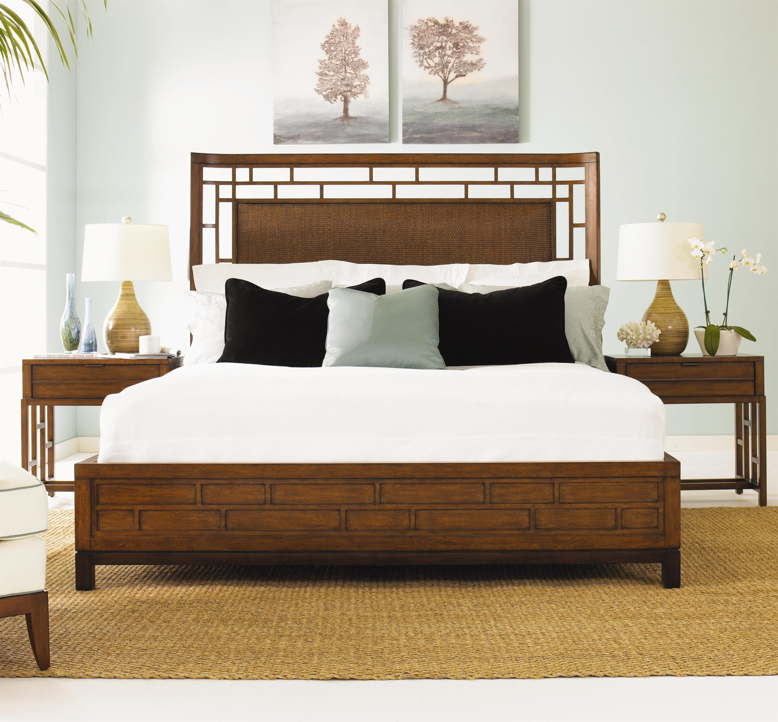 Ocean Club Panel Customizable Bedroom Set