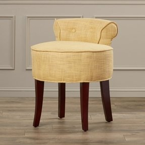 Gold Vanity Chair Foter