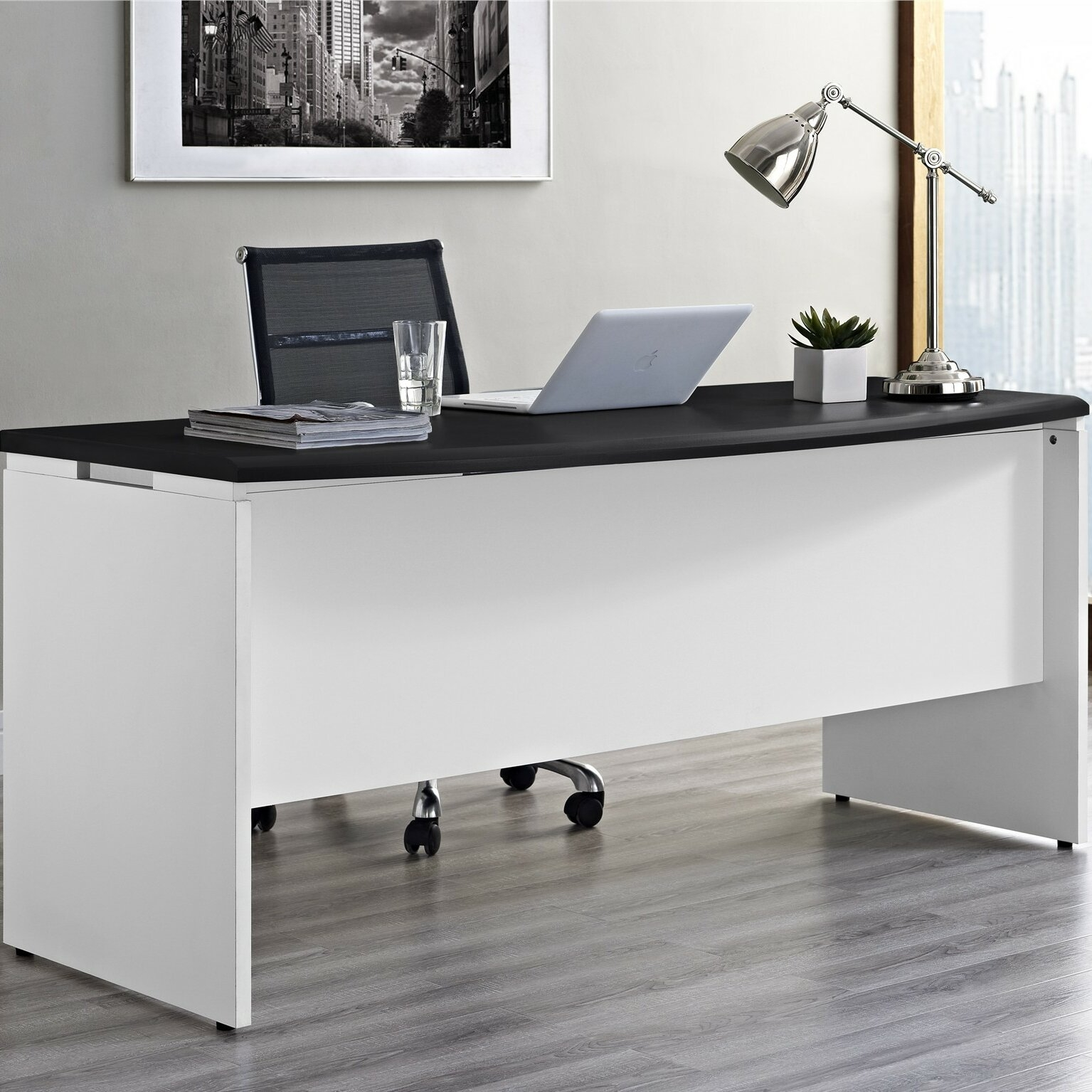 Merveilleux Pursuit Professional Office Desk Shell