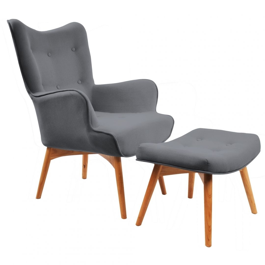 Ordinaire Retro Arm Chair