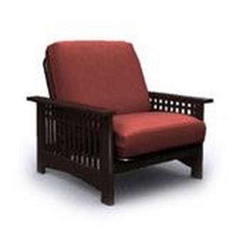 Rhodes Jr Twin Futon Chair Frame