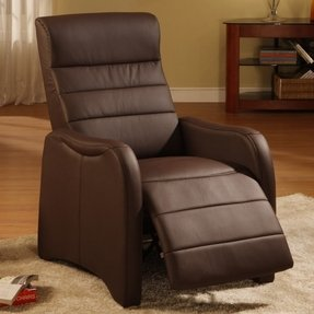 Rissanti Campbell Ergonomic Recliner 30450 Chocolate