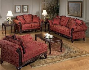 Cherry Living Room Furniture Foter