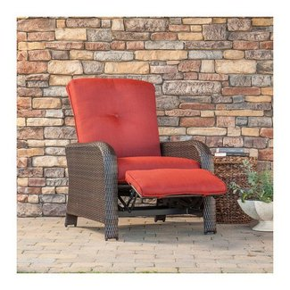 Strathmere Reclining Deep Chair with Cushions