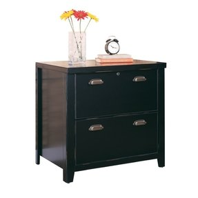Tribeca Loft Two Drawer Lateral File Cabinet