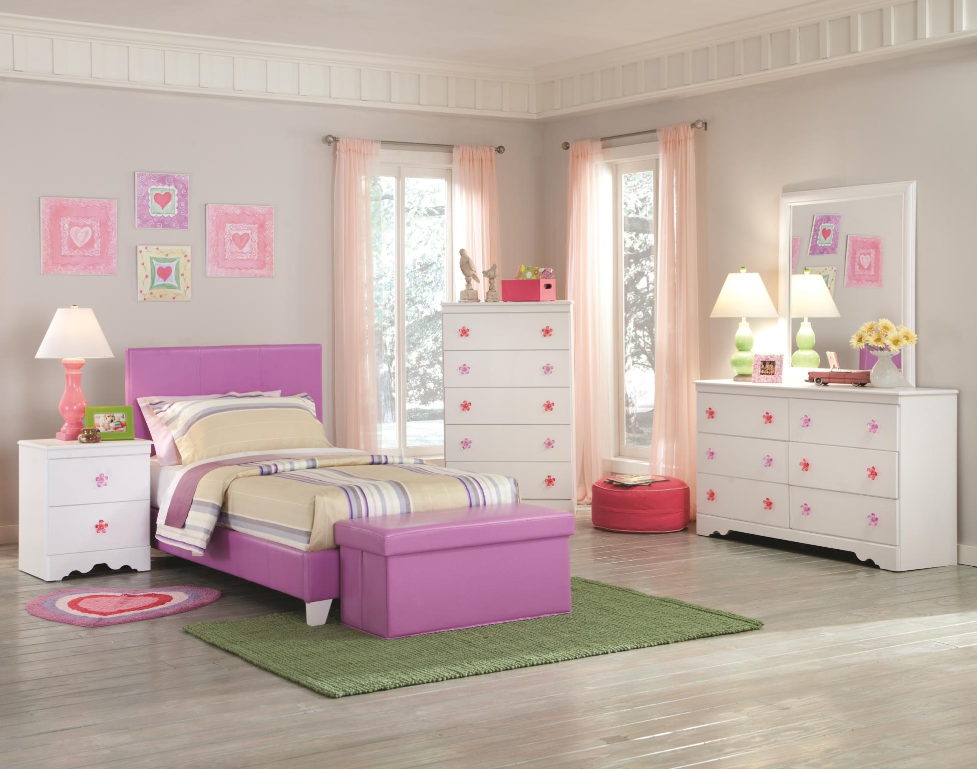 Pink Bedroom Furniture   Ideas On Foter