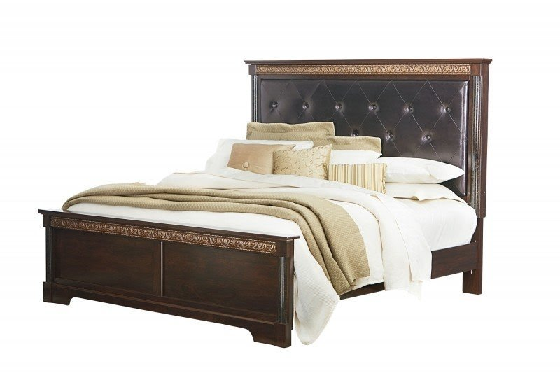 Venetian Panel Customizable Bedroom Set