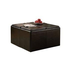 Coffee Table Ottoman Set - Foter