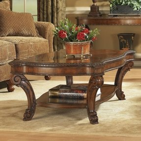 A.r.t. Old World Coffee Table