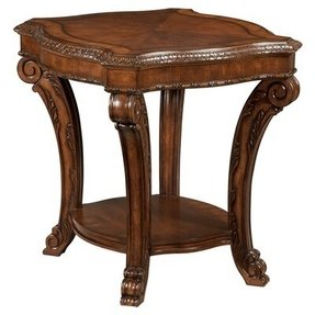 A.r.t. Old World End Table