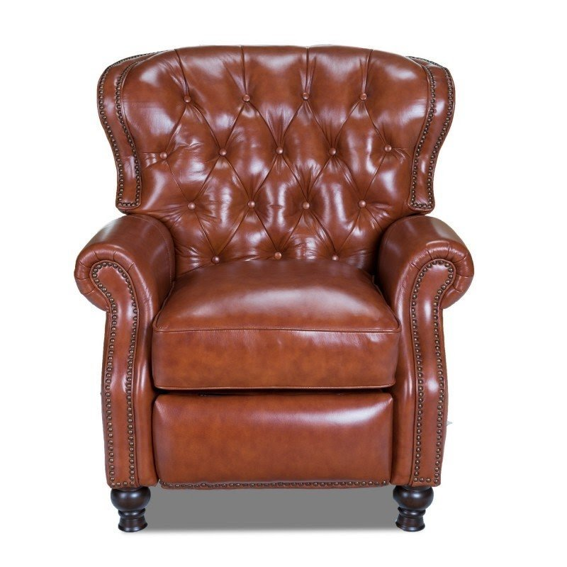 Cambridge Leather Recliner