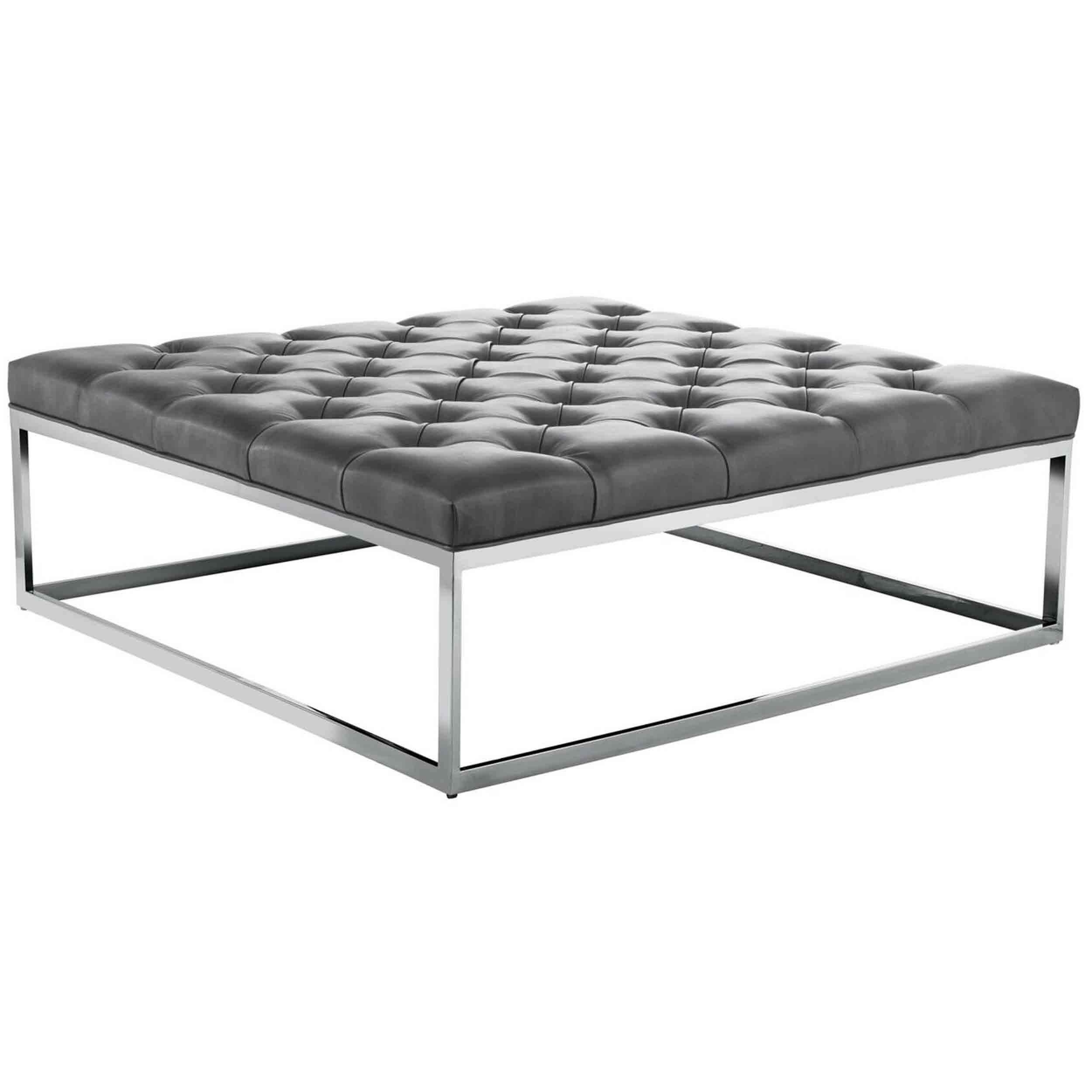 Club Sutton Square Ottoman Large