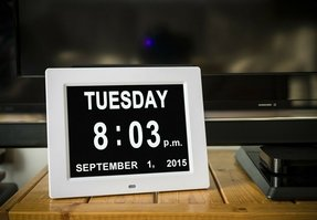100+ Large Digital Wall Clock - Foter