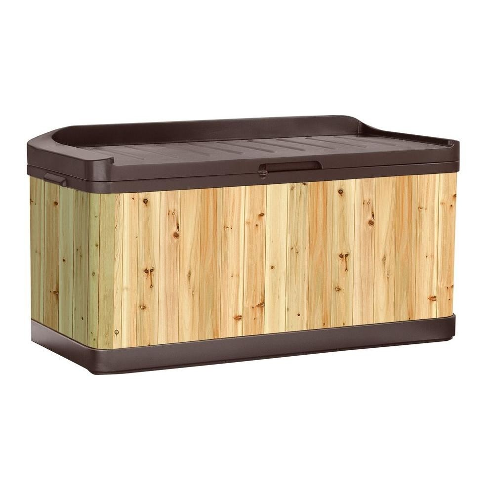 120 Gallon Deck Storage Box