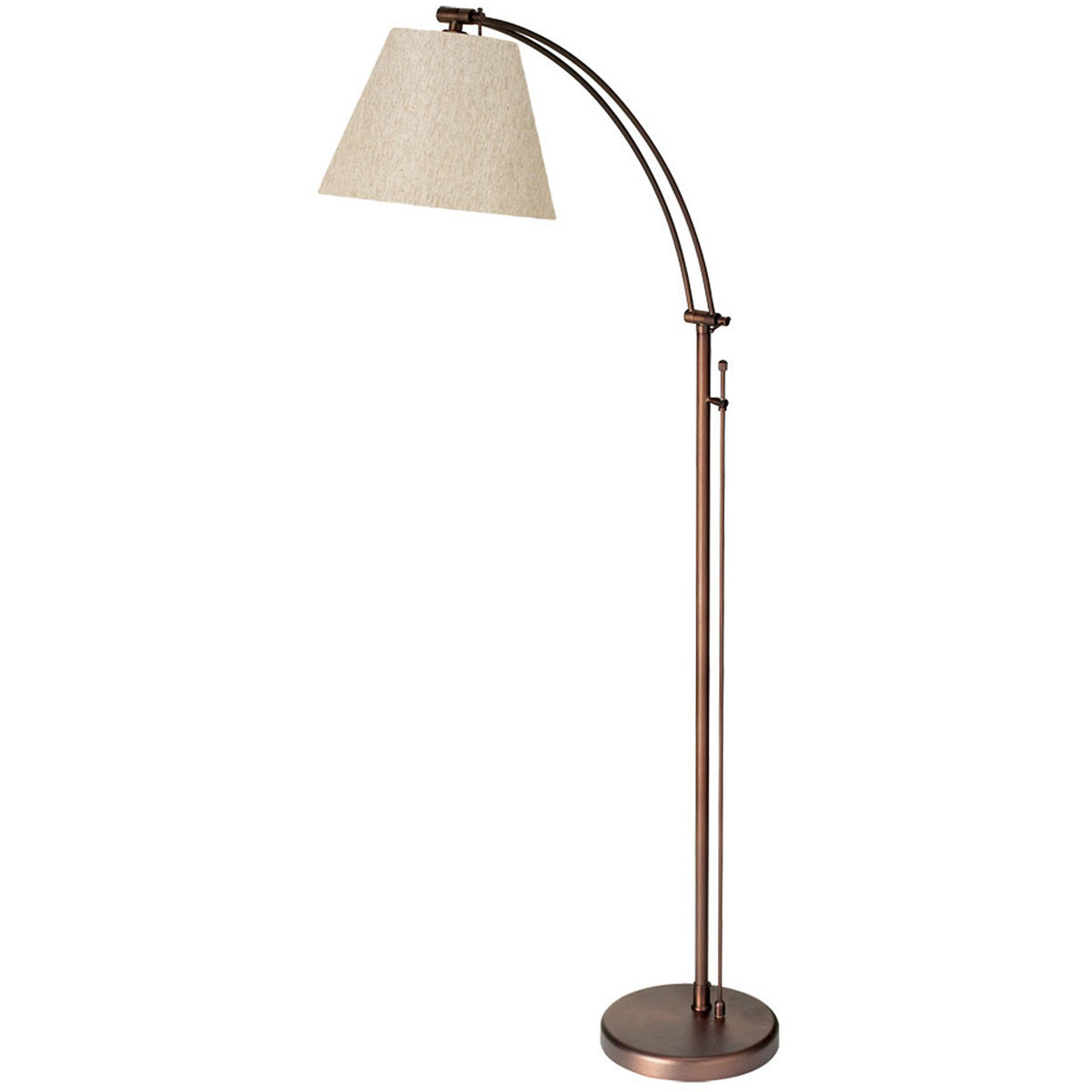 Adjustable Gooseneck Floor Lamp