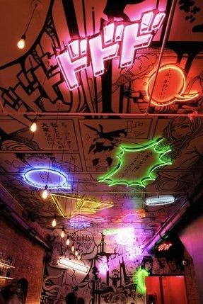 light up bar signs foter. Black Bedroom Furniture Sets. Home Design Ideas