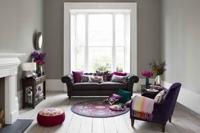 Purple Living Room Furniture - Foter