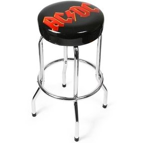 Home bar bar stools ac dc bar stool