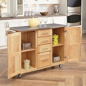 Marble Top Kitchen Island Cart Ideas