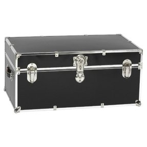 Large Steel Storage Trunk