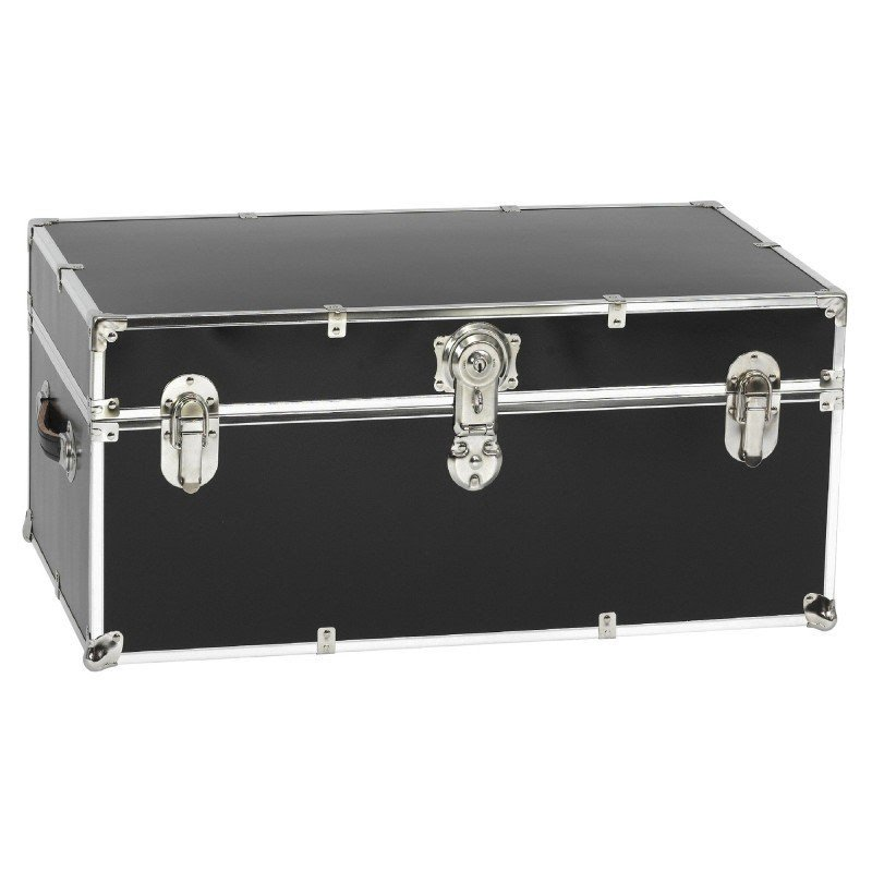 Large Steel Storage Trunk  sc 1 st  Foter & Extra Large Storage Trunk - Foter
