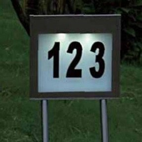 Decorative Address Signs For Home from foter.com