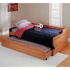 Twin Captain Bed with Bed