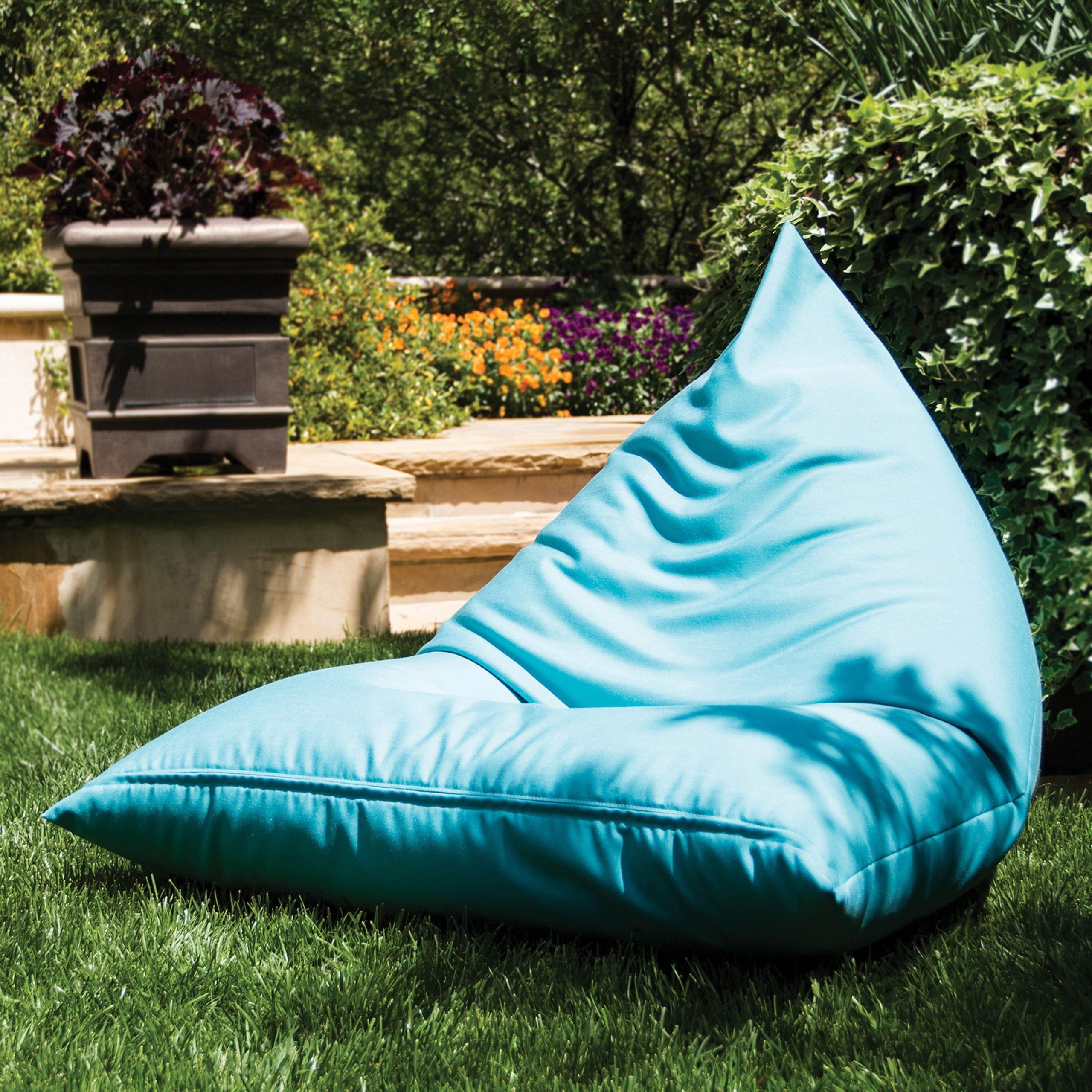 Delicieux Twist Outdoor Bean Bag Chair