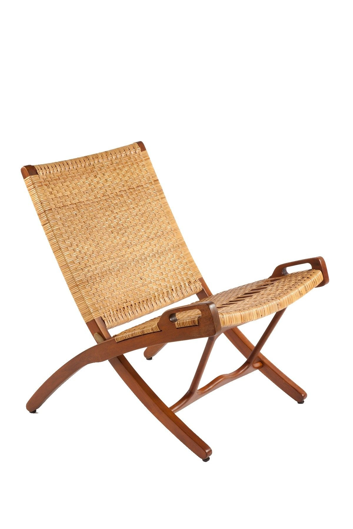 Wicker Folding Chairs 3