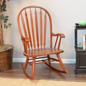 Fabulous Wooden Indoor Rocking Chairs Ideas On Foter Lamtechconsult Wood Chair Design Ideas Lamtechconsultcom