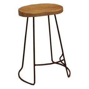 "Attractive 23.5"" Bar Stool"