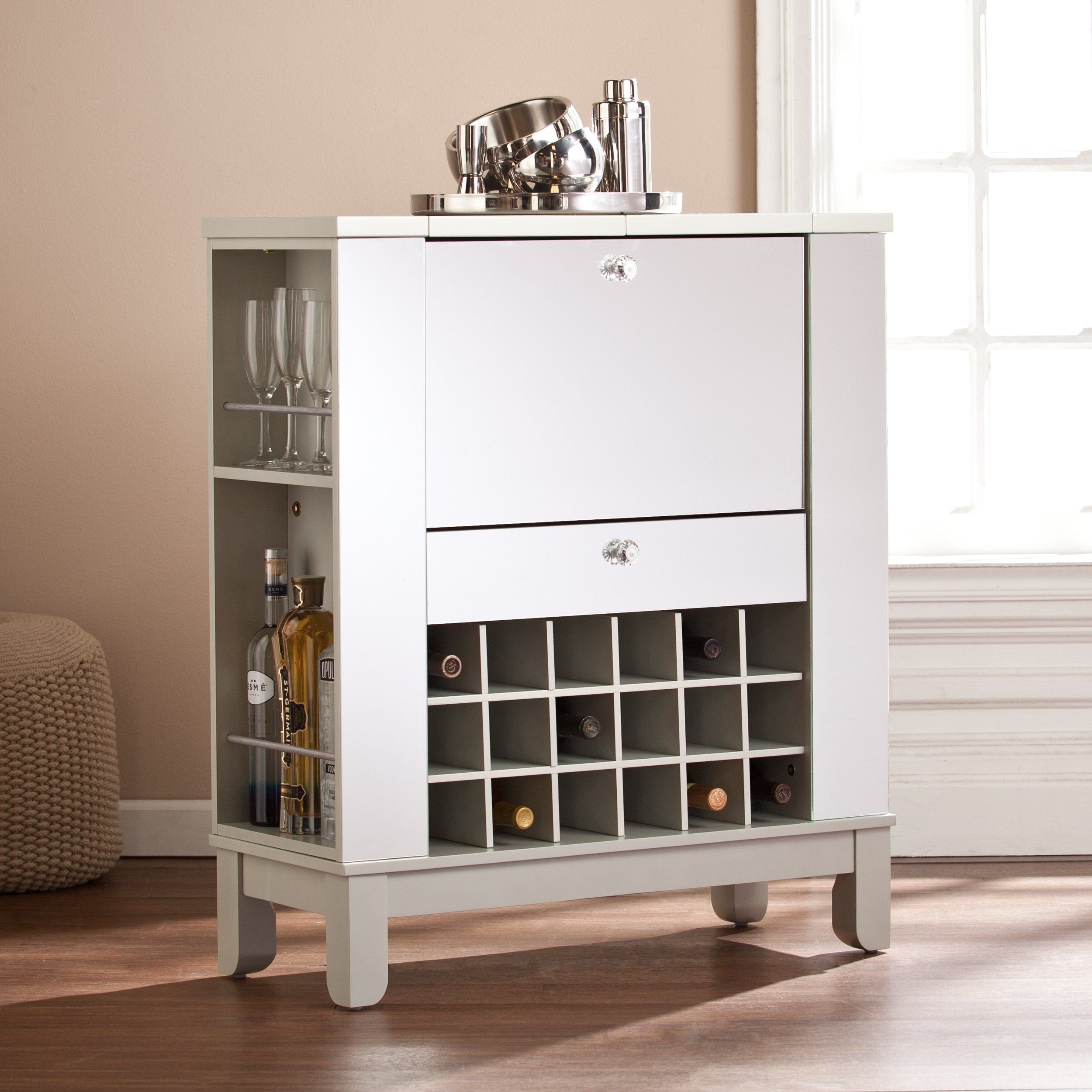 Ordinaire Barrett Bar Cabinet