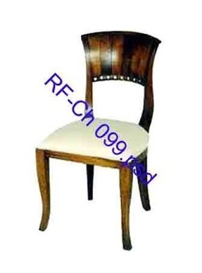 Biedermeier dining arm chairs 16